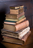 antique collectable books