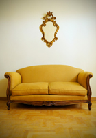 antique upholstered furniture